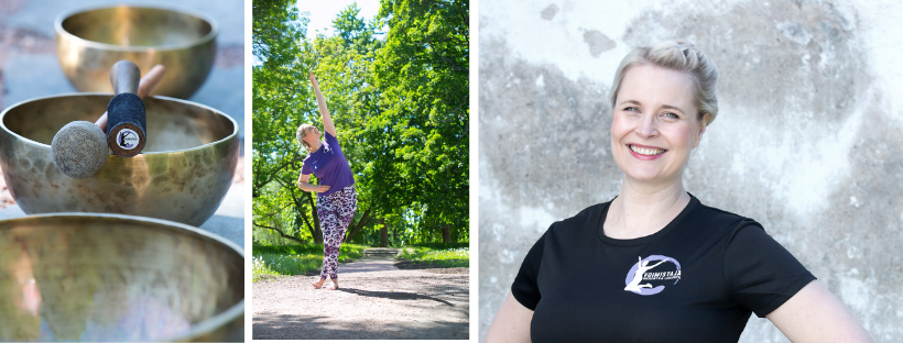 Riikka Backman Voimistaja Koulutettu hieroja hieronta Turku